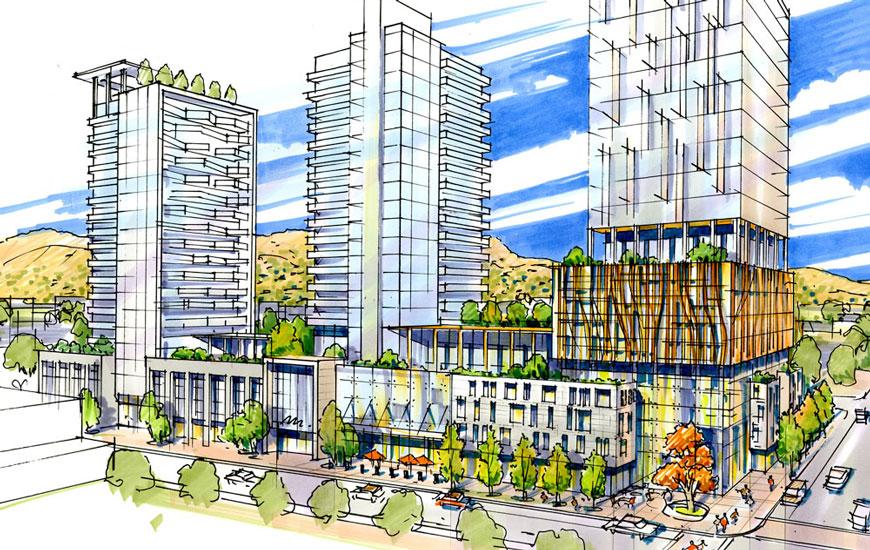 UBCO establishes downtown presence